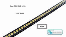Load image into Gallery viewer, LED SMD SMT Light Chip 1210 PLCC-2 3528