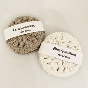 Face Scrubbies - 2 pack