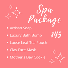 Load image into Gallery viewer, Spa Package Gift Set