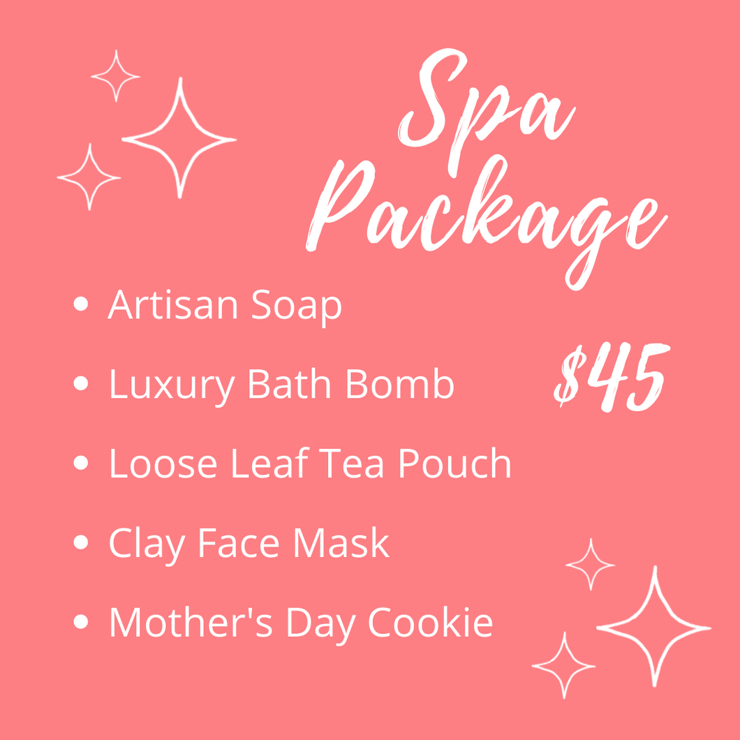 Spa Package Gift Set