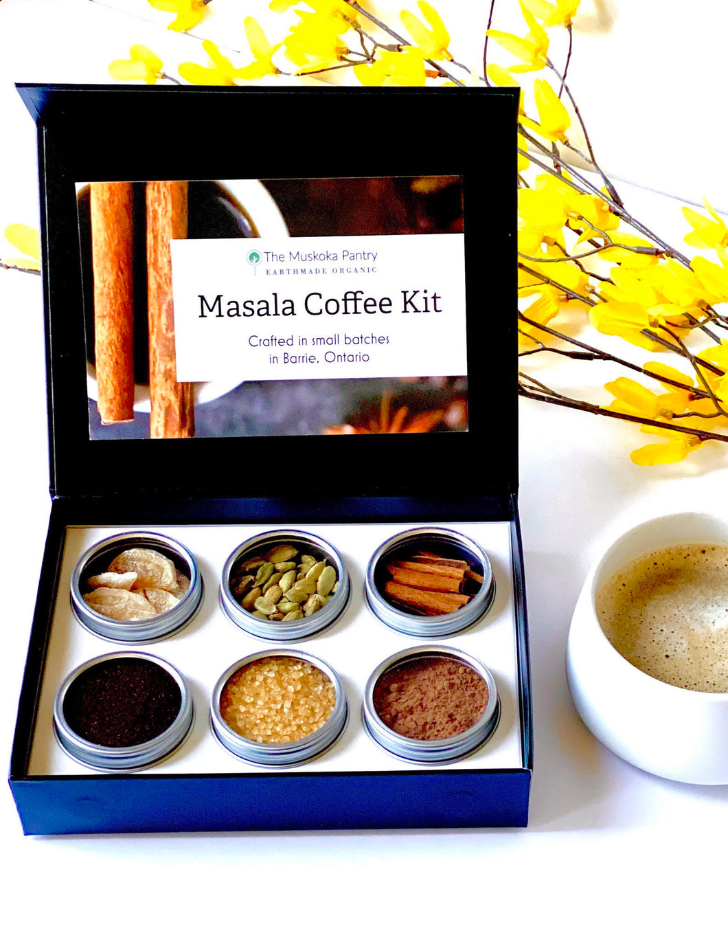 Masala Coffee Kit