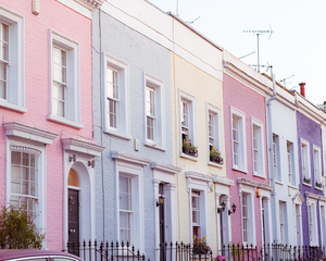 Pastel Notting Hill