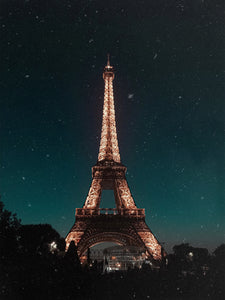 Night Eiffel Tower