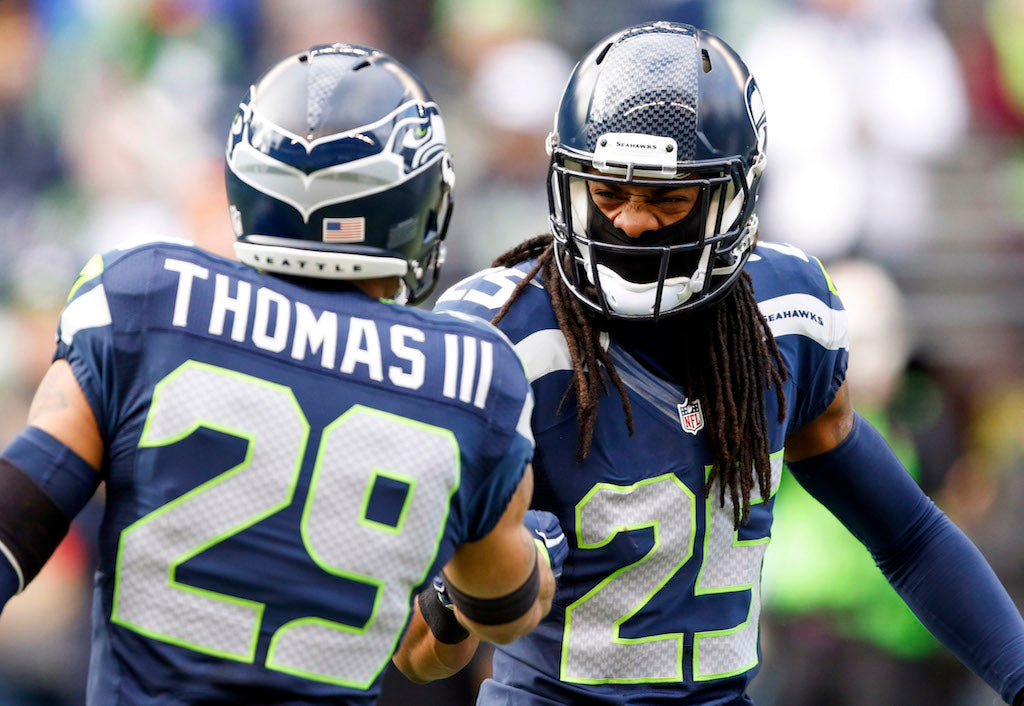 Prayers Up For Earl | Richard Sherman