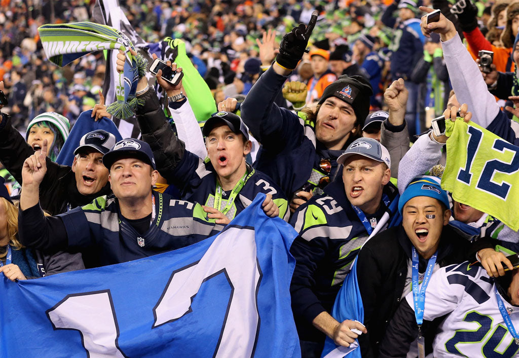 12s - Best Fans in the World | Richard Sherman