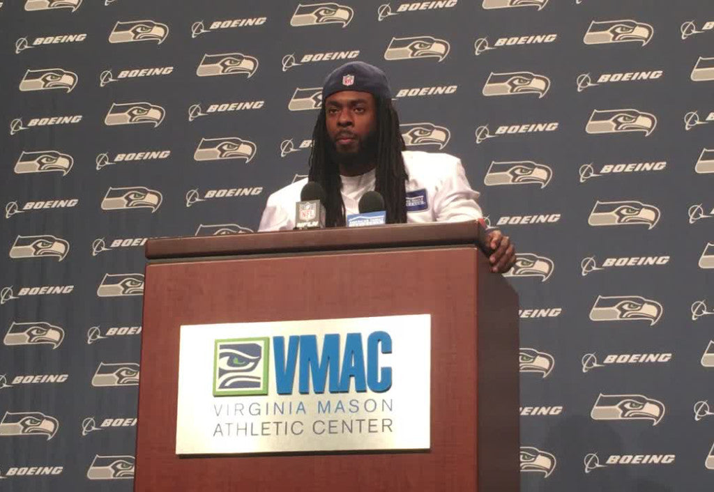 Taking a Stand | Richard Sherman