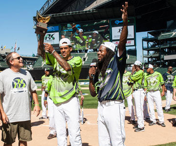 2015 Celebrity Softball Game