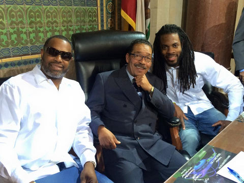 Richard Sherman Father Award Los Angeles