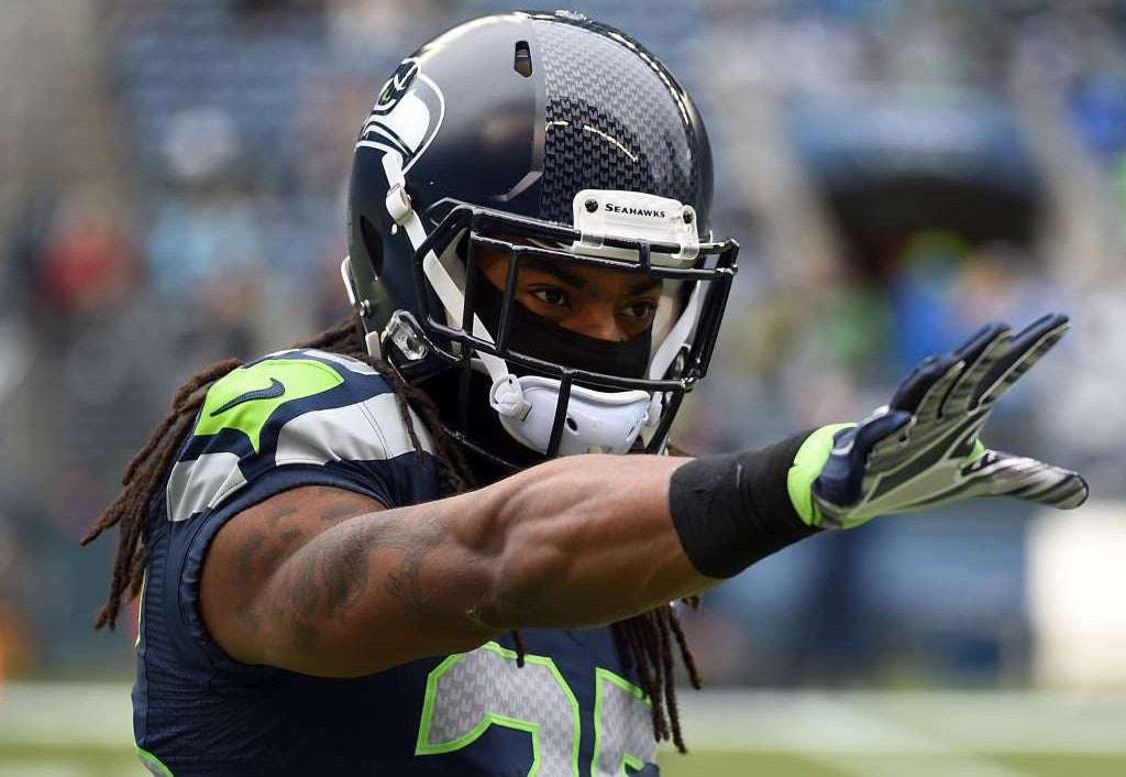 Ready For Monday Night | Richard Sherman