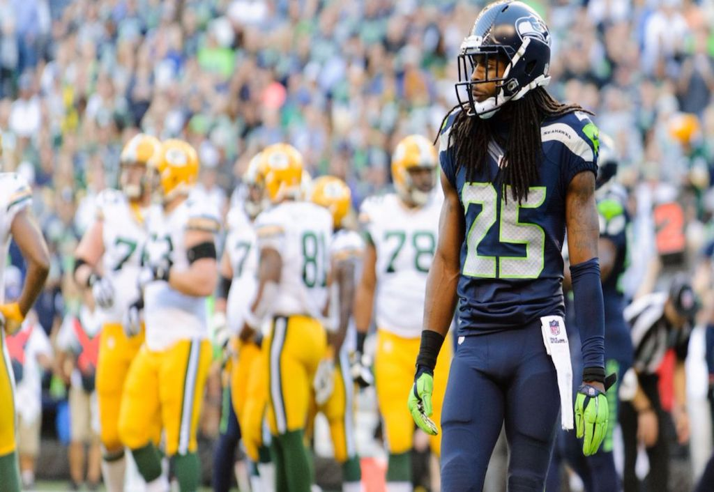 Week 14 Thoughts | Richard Sherman