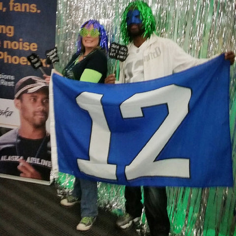 Richard Sherman Seattle Seahawks Super Bowl Experience Winner
