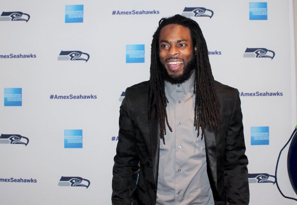 Seahawks star Richard Sherman on Donald Trump, Microsoft Surface, power of grit, favorite apps | Richard Sherman