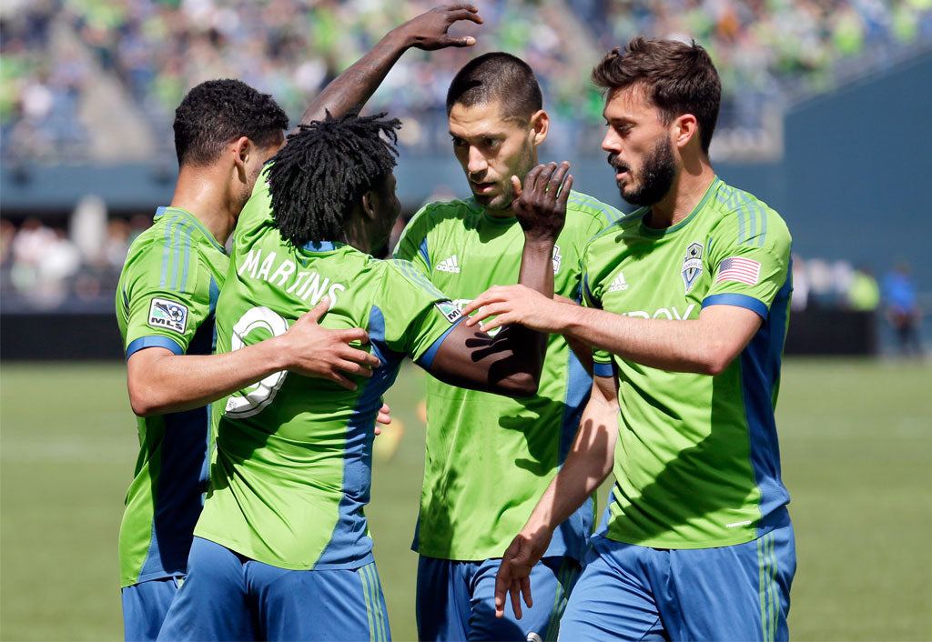 Seattle Sounders On Their Way | Richard Sherman