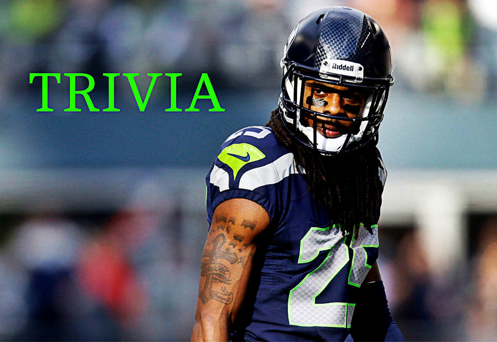 Trivia Winners | Richard Sherman