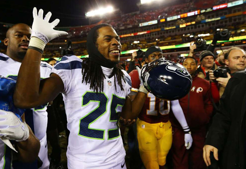 Goodbye Seattle | Richard Sherman