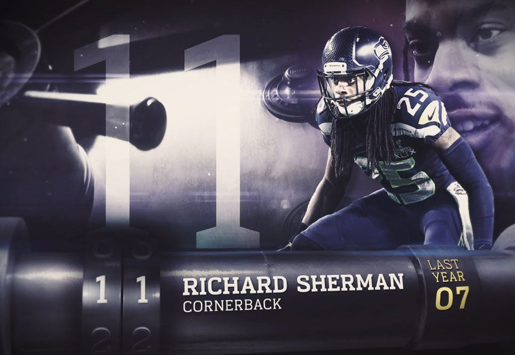 #11 | Richard Sherman