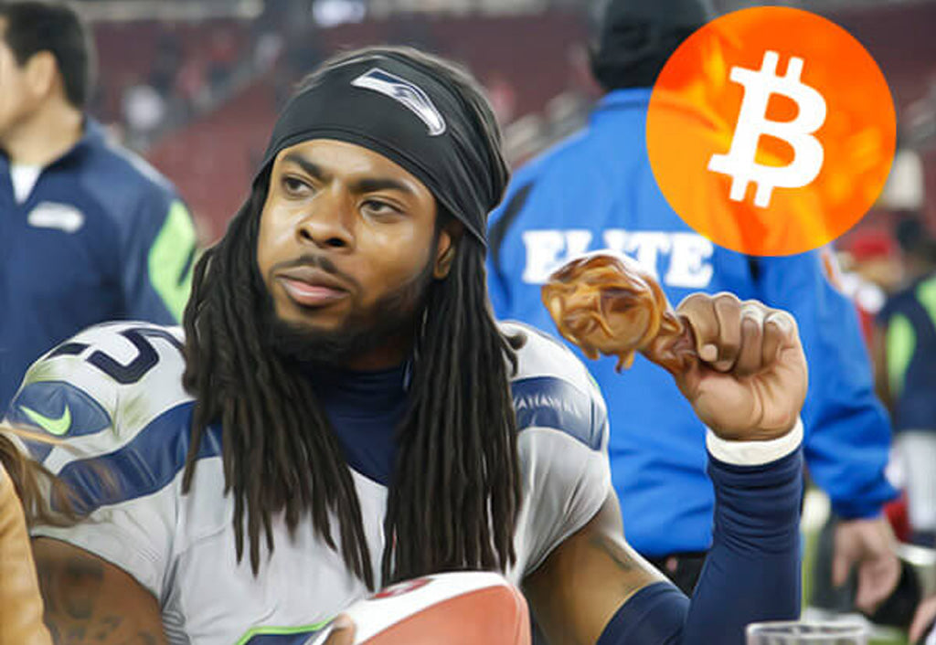 NFL Star Richard Sherman Says This Is the Biggest Problem With Cryptocurrency Right Now | Richard Sherman