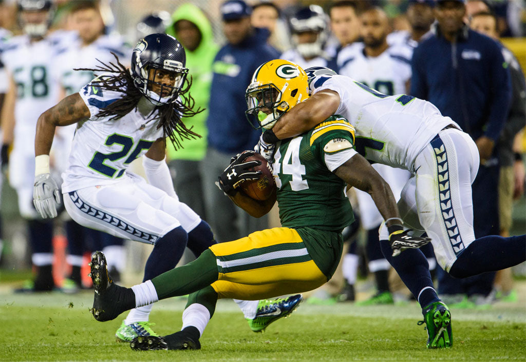 Looking Forward to the Home Opener | Richard Sherman