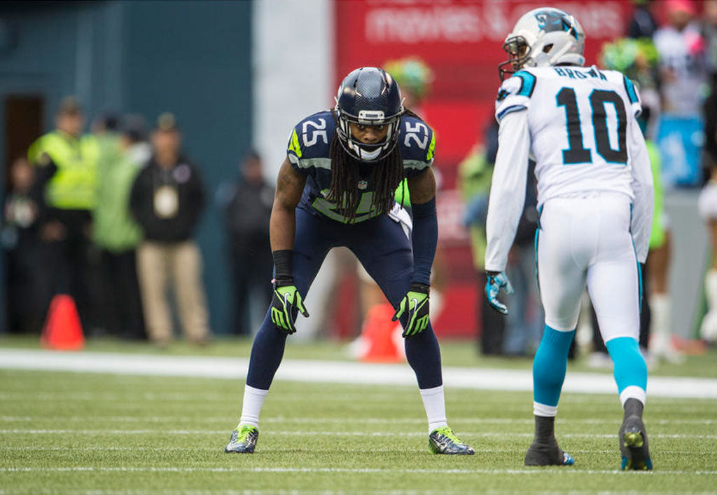 Panthers Game Review | Richard Sherman