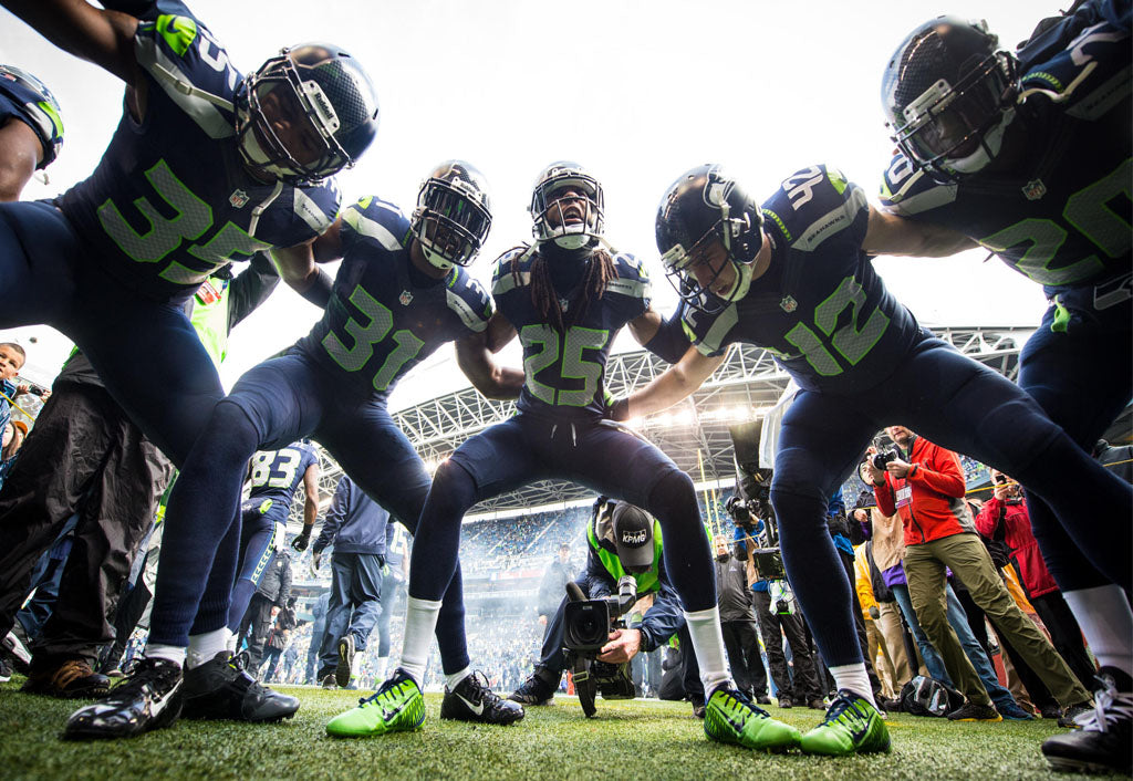 Richard Sherman says Seahawks' Legion of Boom 'hitting our prime' | Richard Sherman