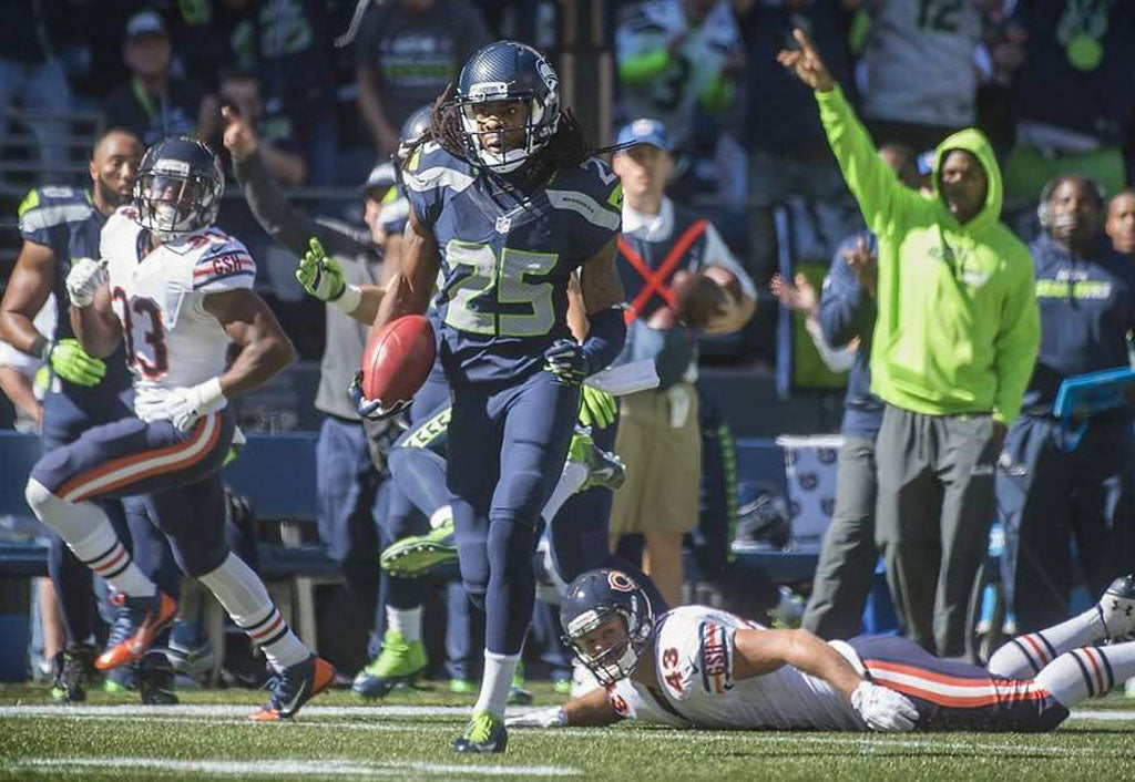 First Win of the Season | Richard Sherman