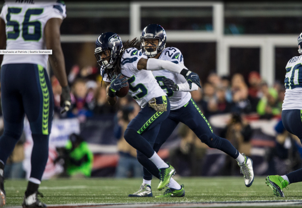 Sticking To The Plan | Richard Sherman