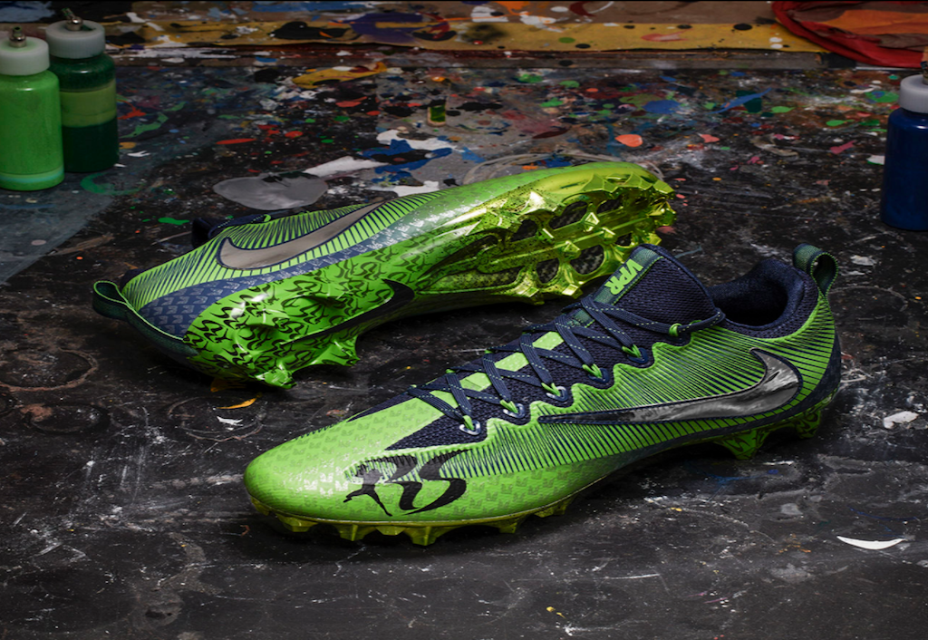 #MyCauseMyCleats | Richard Sherman