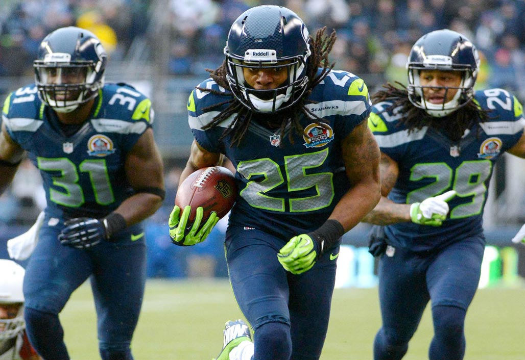 Seahawks' Richard Sherman named NFC Defensive Player of the Week after dominant victory over San Francisco 49ers | Richard Sherman