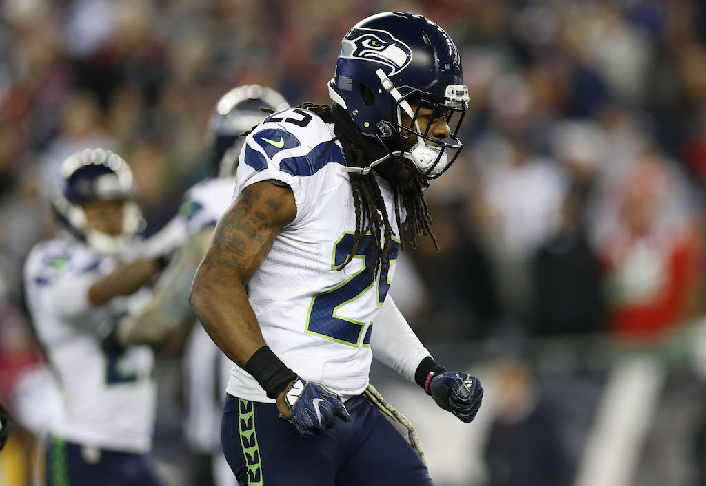 Seattle Seahawks make statement with win over Patriots | Richard Sherman