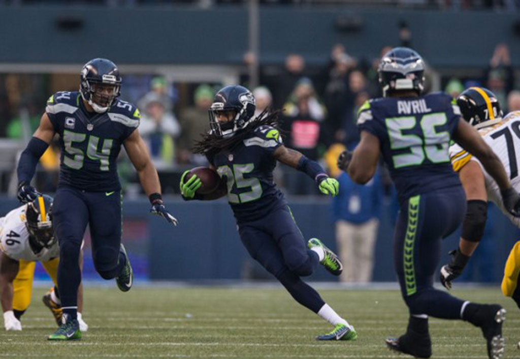 SEAHAWKS KINGS OF DEFENSE FOR 4TH YEAR IN A ROW | Richard Sherman