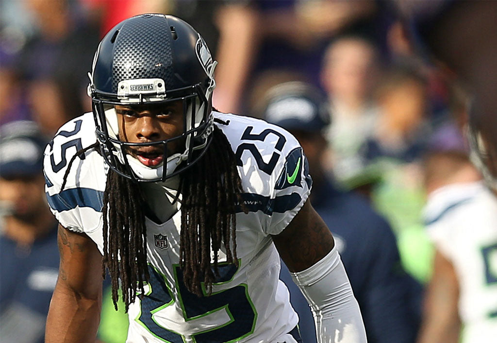 Getting In Game Mode | Richard Sherman