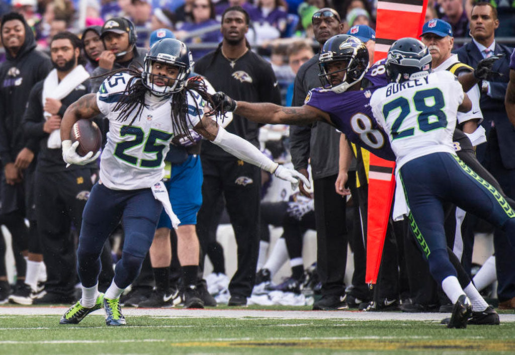 Week 14 Review | Richard Sherman