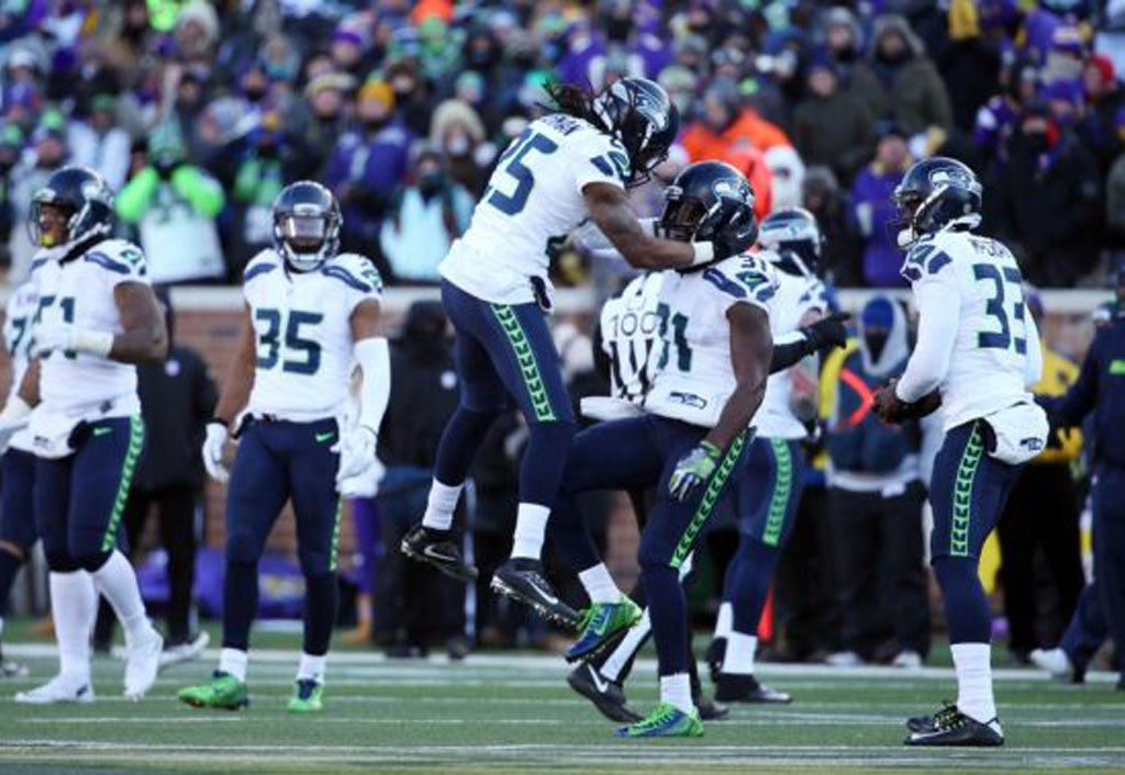 The Legion of Boom is Loaded Once Again | Richard Sherman