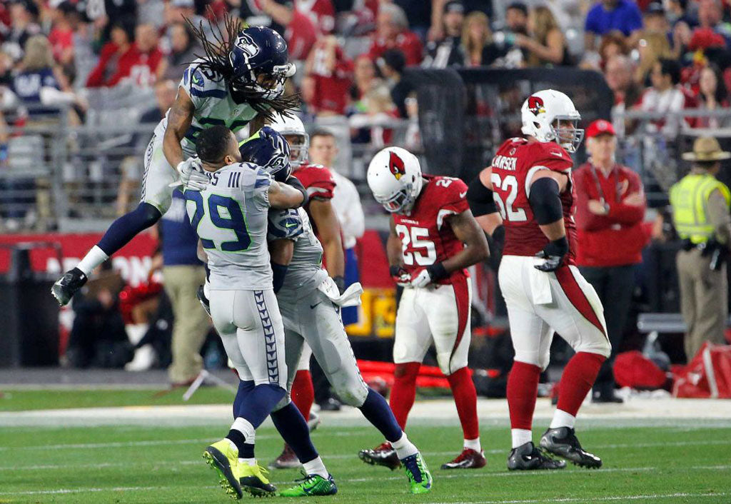 Focused On Post-Season Football | Richard Sherman