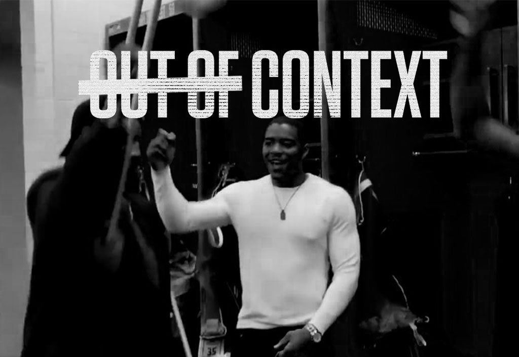 Out of Context - Episode 9 | Richard Sherman