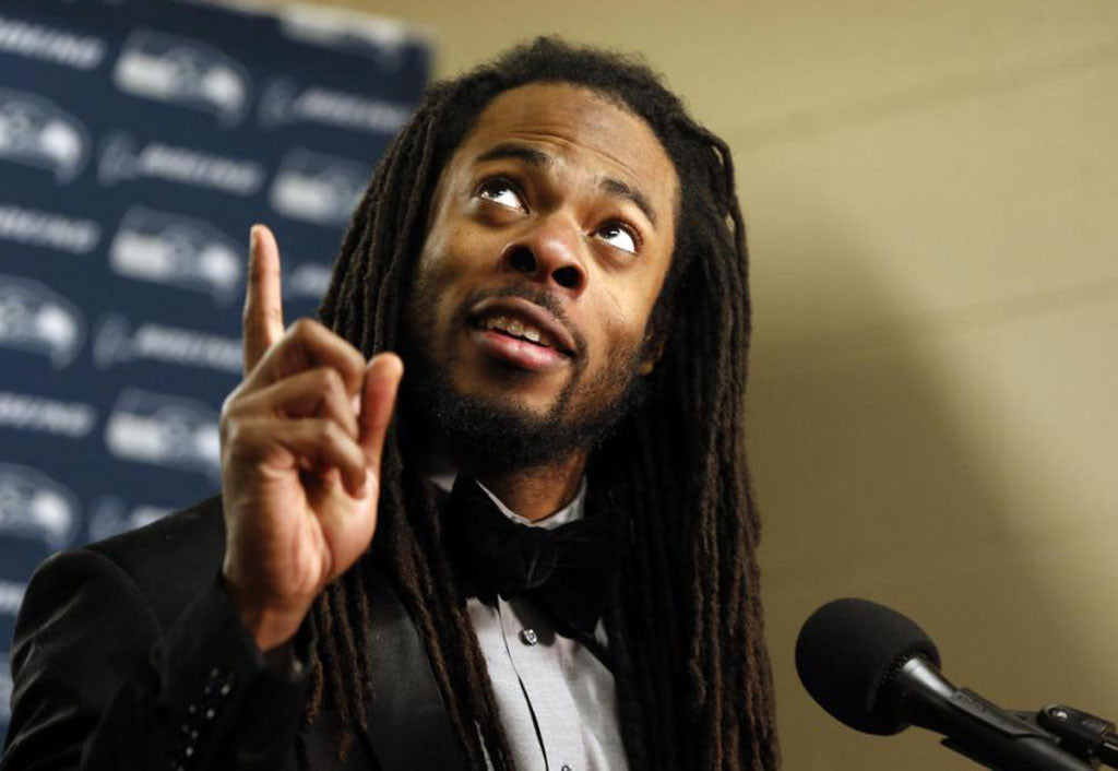 Is Richard Sherman the NFL voice of his generation? We asked him | Richard Sherman