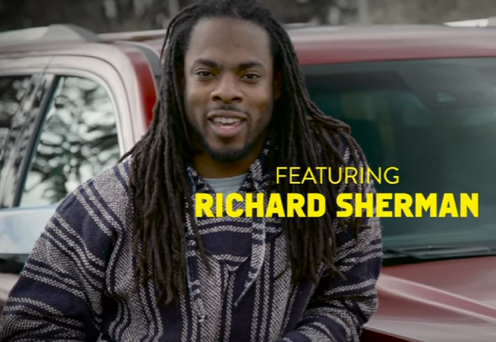 Undercover Lyft with Richard Sherman | Richard Sherman