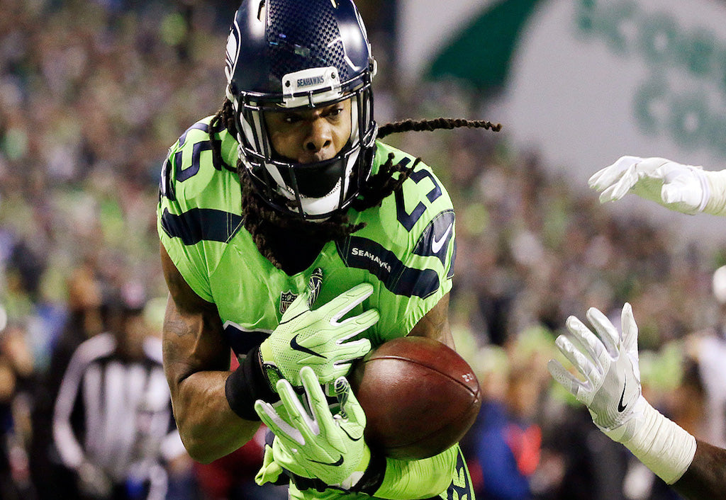 Sherman Earns Pro Bowl Bid | Richard Sherman