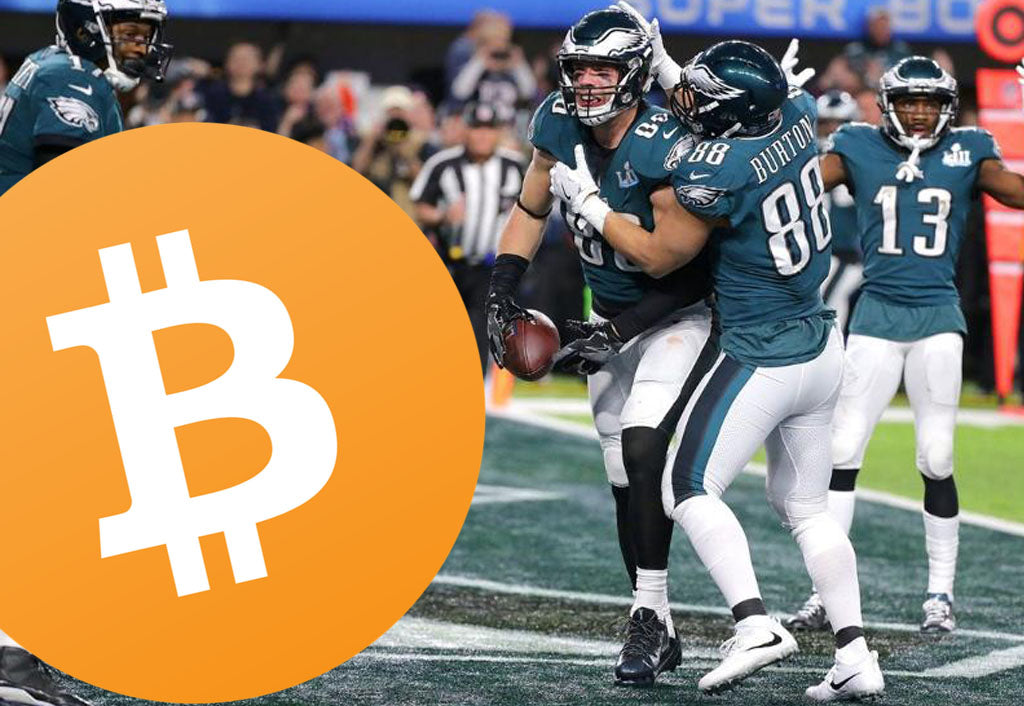 Bitcoin Futures in Super Bowl Ad and Richard Sherman's Thoughts on Crypto Currency | Richard Sherman