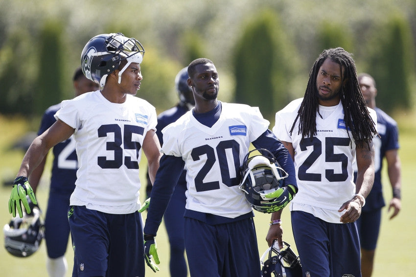 Legion of Boom dominated in run stops last season | Richard Sherman