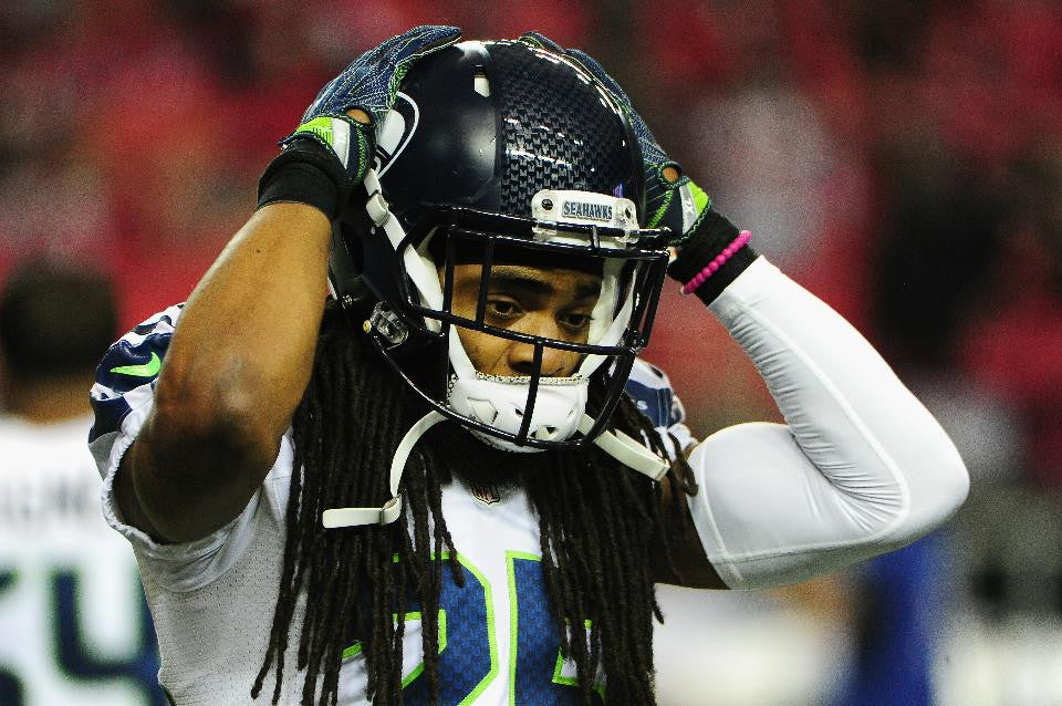 Additional $10 Million Raised For Top Performing Football Helmet Company | Richard Sherman