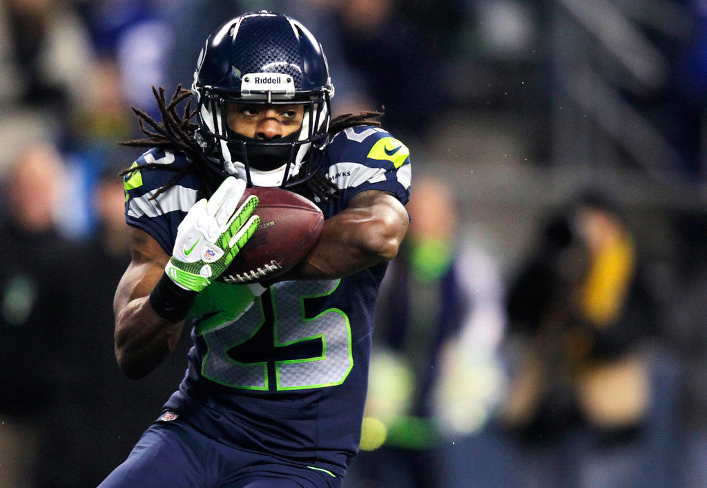 Eager for First Trip to Los Angeles | Richard Sherman