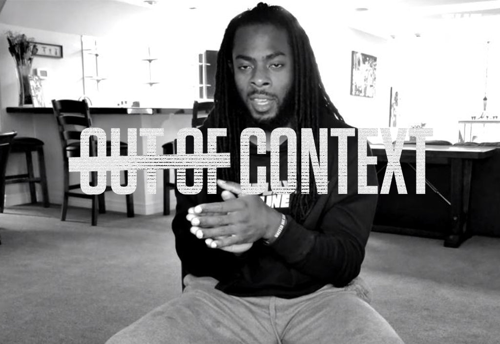 Out Of Context - Episode 13 | Richard Sherman