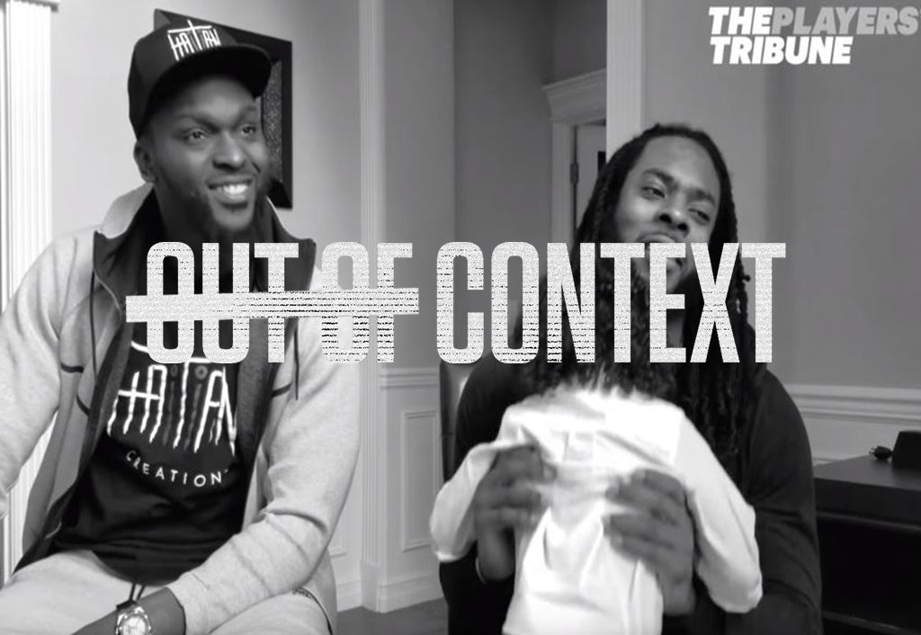 Out Of Context - Episode 15 | Richard Sherman