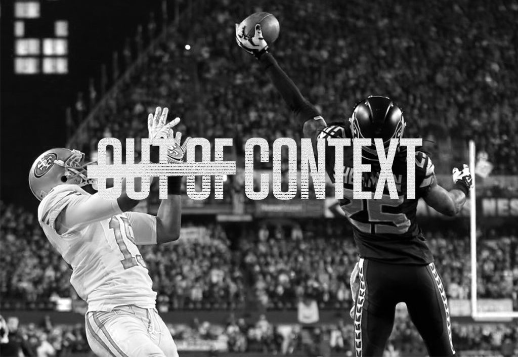 Out Of Context- Episode 20 | Richard Sherman