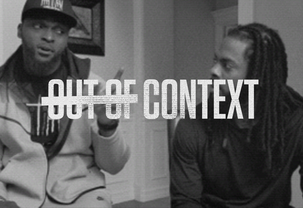 Out Of Context - Episode 18 | Richard Sherman