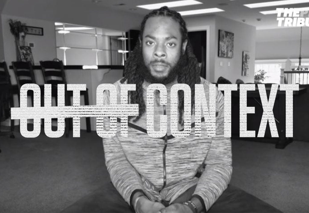 Out Of Context | Episode 4 | Richard Sherman