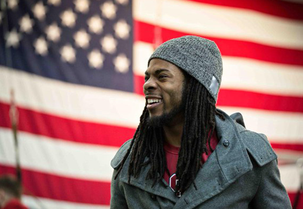Special Forces Receives Warm Welcome From Seattle Seahawks and Richard Sherman | Richard Sherman