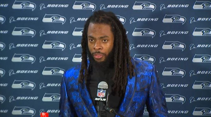 Playing For Each Other | Richard Sherman
