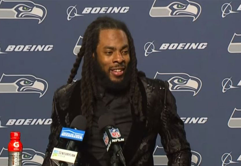 Credit Where It's Due | Richard Sherman